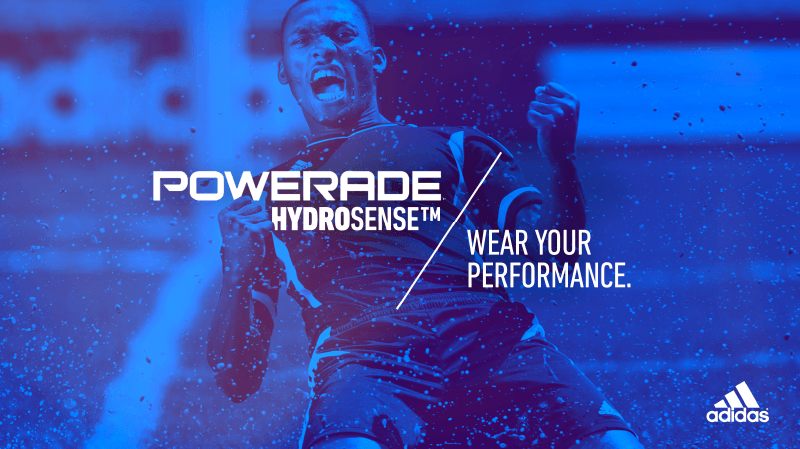 Powerade Hydrosense
