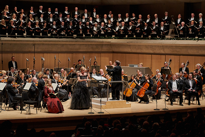 Handle's Messiah at the Toronto Symphony Orchestra, to December 23rd, $38-$111. A must-see holiday classic with British conductor Matthew Halls