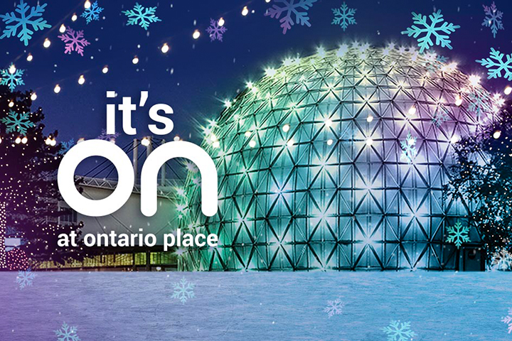 Winter at Ontario Place, to March 18, Free. A Winter Light Exhibition, illuminated island, skating, movies and more