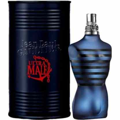 Jean Paul Gaultier Ultra Male EDT Intense 40ml with box