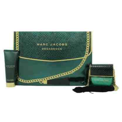 Marc Jacobs Decadence Gift Set 50ml EDP with shower gel