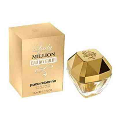 Paco Rabanne Lady Million Eau My Gold Eau de Toilette 30ml with box