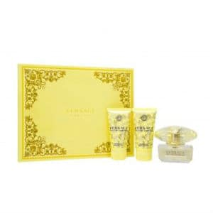 Versace Yellow Diamond Gift Set 50ml EDT