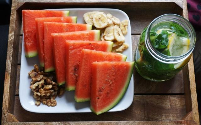 Watermelon Breakfast Platter