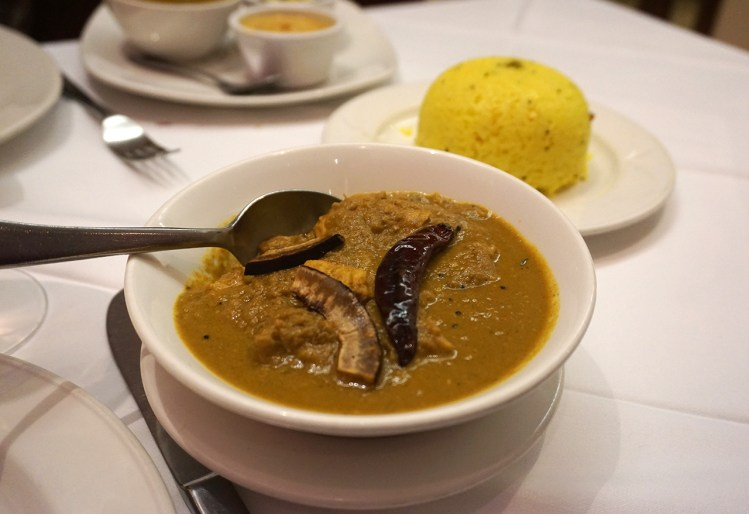 Chicken curry and Lemon rice from Rasa in Oxford Street | gluten free London | gluten free Oxford Street | gluten free Central London