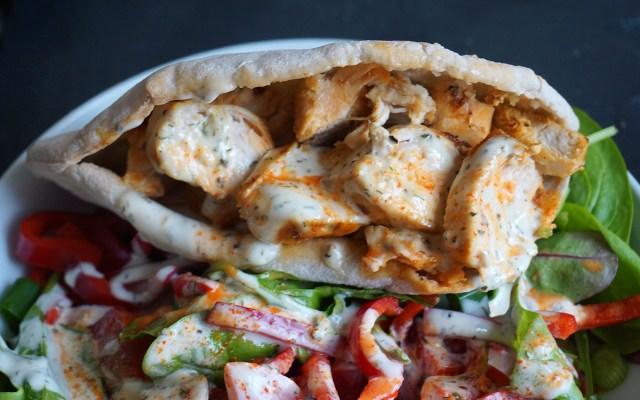 Healthy Homemade Kebabs
