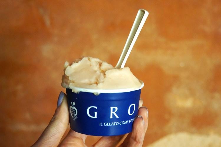 Gluten free gelato from From - gluten free Venice guide