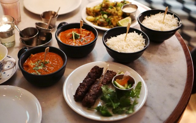 Gluten Free at Dishoom | Central London
