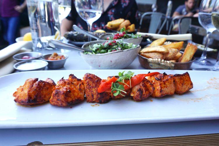 Skewd Kitchen: Fantastic Gluten Free Turkish Food in Cockfosters