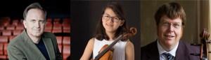 Alfredo Perl, piano Maya Wichert, violin Guido Schiefen, cello
