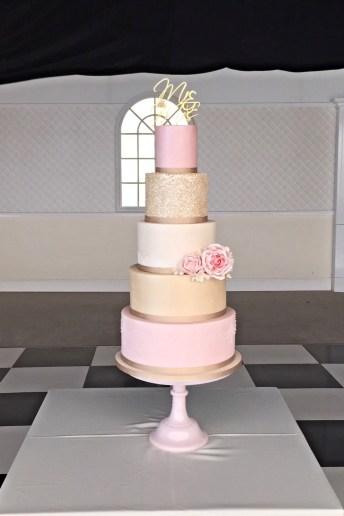 Bespoke Wedding Cakes Scotland