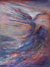 Resisting Extinction, original painting by Kim Novak ©2020