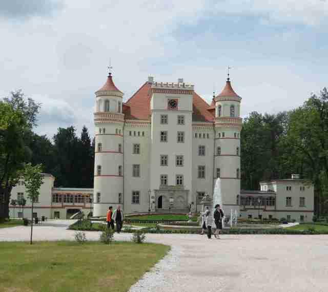Pałac w Wojanowie - Kim Oni byli