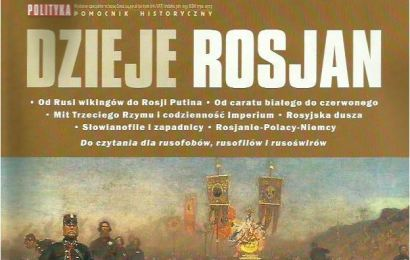 Grudniowe magazyny historyczne o Rosji