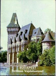 Poszukowania genealogiczne na Węgrzech zacząłem od zamku Vajdahunyad w Budapeszcie