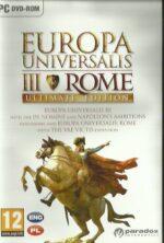 Europa Universalis III dobra gra na prezent dla dziecka