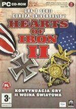 Hearts of Iron II -  gry na prezent dla dziecka