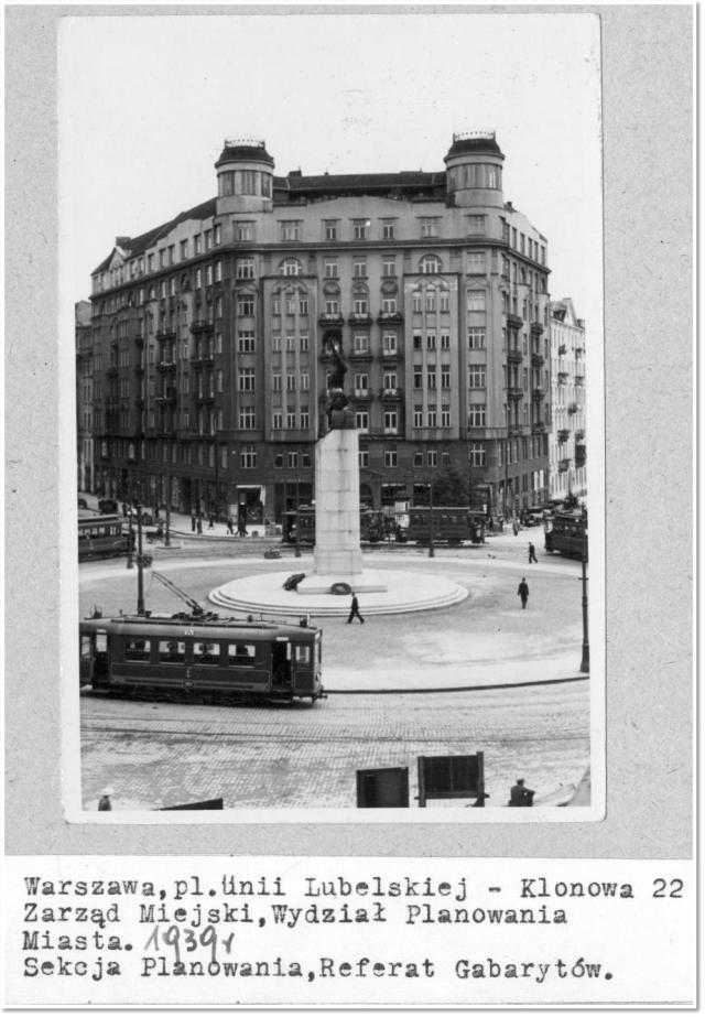 Genealogy Indexer - Bagatela 15, Warszawa