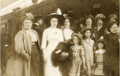 Moi przodkowie i rodzina na wakacjach