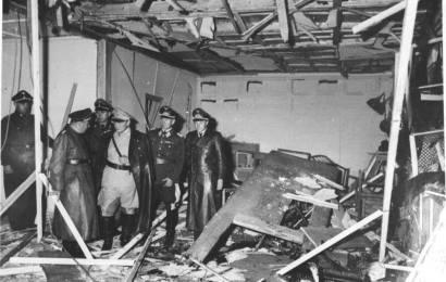 Członek rodziny wysadził Adolfa Hitlera