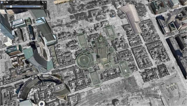 Jak szukać gdzie mieszkali przodkowie w Warszawie - google