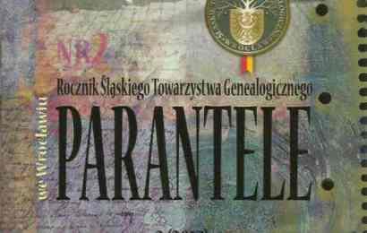 Parantele Śląskie Towarzystwo Genealogiczne we Wrocławiu