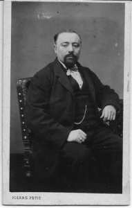 Charles Geber, jego rodzina i firma Józef Judlin