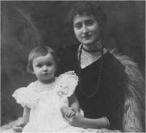 Lidia Starkmeth I° v. Duma, II° v. Przedpełska z córką