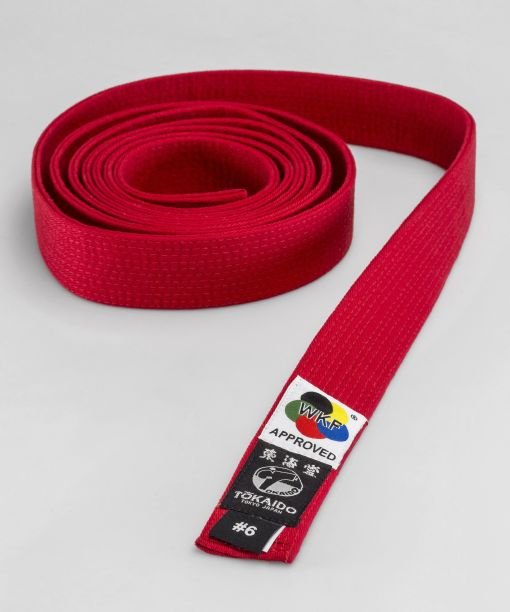 COMPETITION BELT - KATA RED
