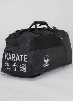 bolsa de lona tokaido japón negra