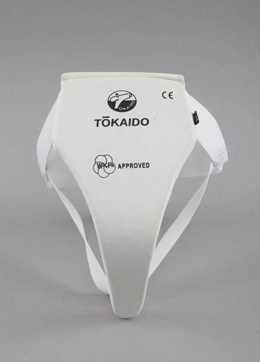coquilla femenina tokaido wkf blanca