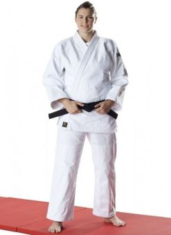 judo gi dax tori gold blanco