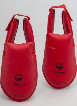 patucos rojos tokaido wkf con cierre posterior