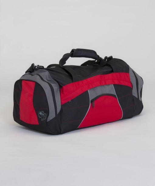 bolsa roja de competición dax correa ajustable