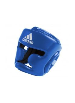 casco de boxeo adidas response top de color azul