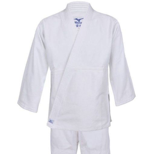 judo gi mizuno hayato blanco 550gr dos piezas