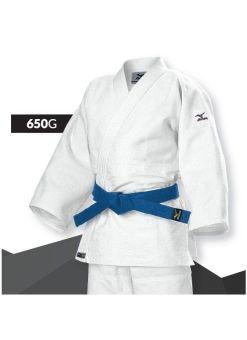 judo gi mizuno keiko blanco 2.0 650gr dos piezas