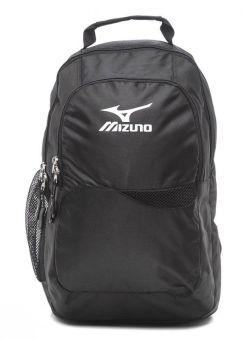 mochila de deporte mizuno negra