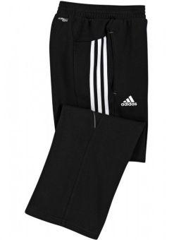 pantalón niños adidas T12 - negro