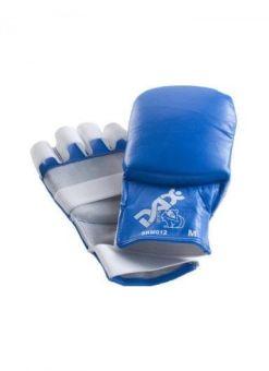 guantes de jiu jitsu de color azul