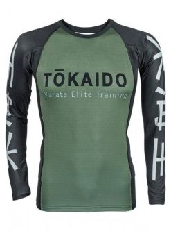 T-shirt à manches longues Tokaido compression