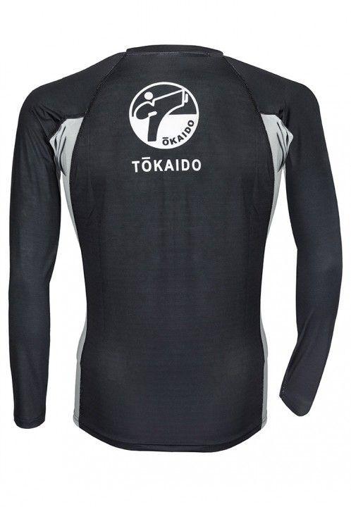 kick boxing karaté MMA Compression Shirt Ju Jutsu Tokaido Athletic le Japon