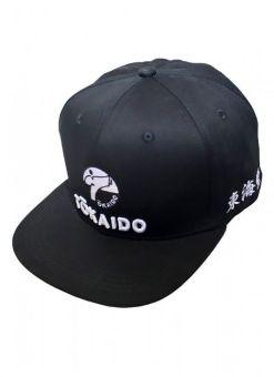 gorra tokaido negra de besibol