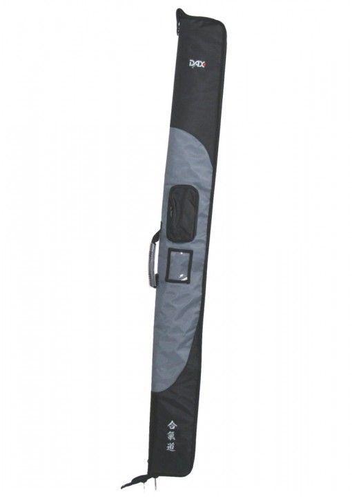 bolsa porta armas shinzo - negro/gris