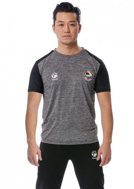 Camiseta Tokaido Team WKF Gris
