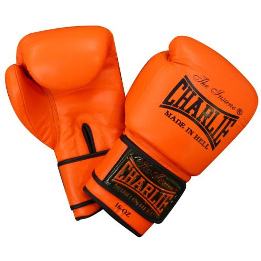Orange Boxing Gloves