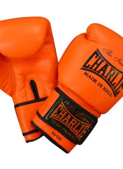 Orange Boxing Gloves