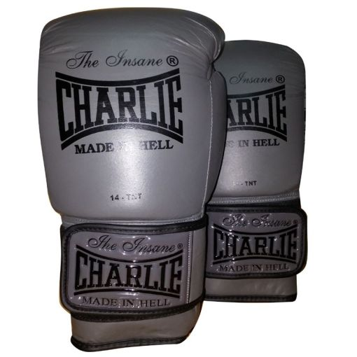 Graphite Boxing Gloves