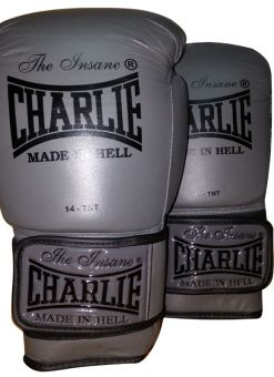 Graphite Boxing Gloves