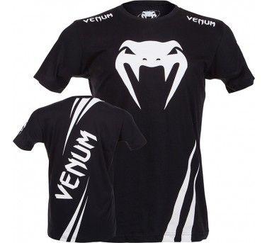 Camiseta Venum Challenger Negra